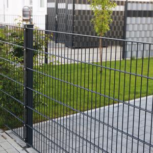 Mata na płot panelowy – wszystko o macie na ogrodzenie