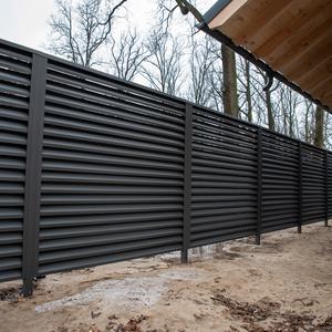 Dopasuj ogrodzenie do posesji - ogrodzenie żaluzjowe vs ogrodzenie panelowe