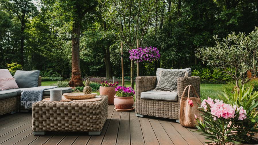 Na jakie ogrodzenie tarasu warto się zdecydować?
