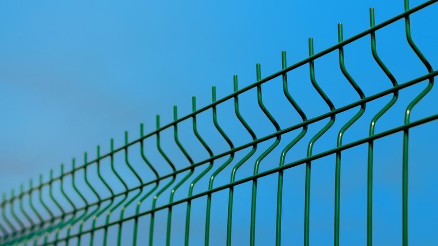 Przęsła ogrodzeniowe panelowe